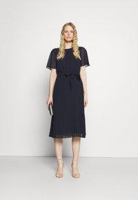 Esprit Collection - DRESS - Vestito elegante - navy - 1