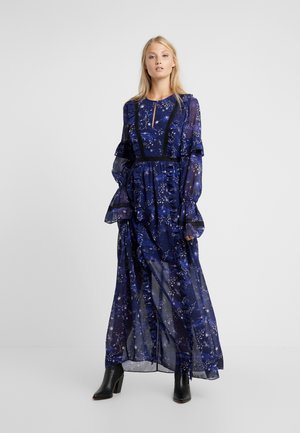 EVENTIDE DRESS - Maxi dress - midnight navy