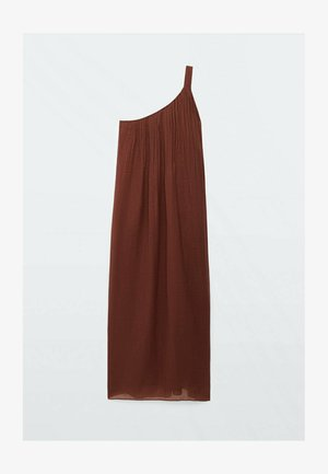 Maxi dress - brown