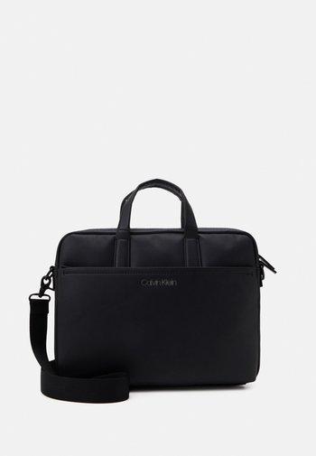 DIRECT SLIM LAPTOP UNISEX - Briefcase - black