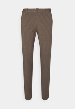 ONSMARK PANT STRIPE - Trousers - canteen