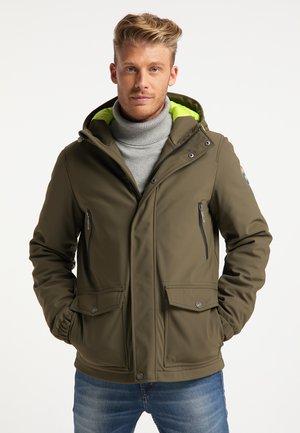 ANORAK - Light jacket - militär oliv