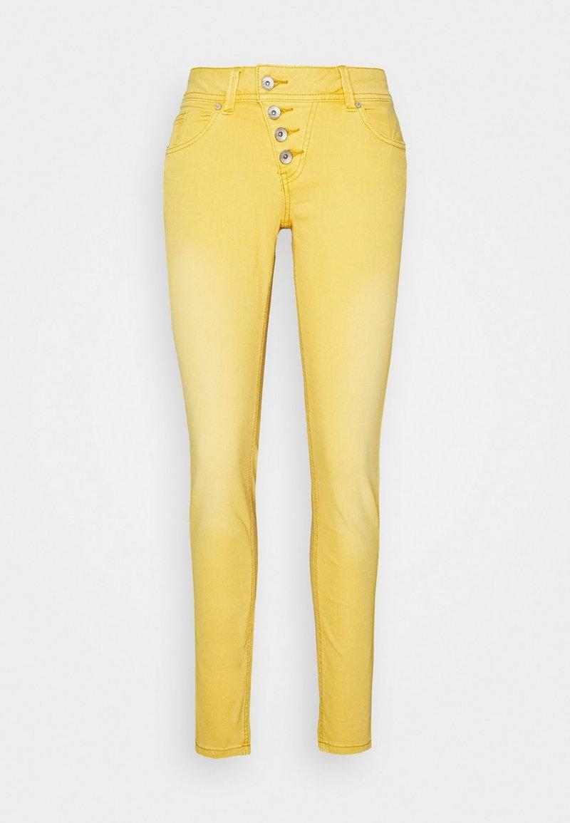 Buena Vista - Slim fit jeans - ocker gelb