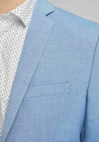 Jack & Jones PREMIUM - SLIM FIT - Blazer jacket - chambray blue - 4