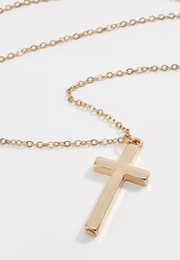 Icon Brand - CROSS TOWN NECKLACE - Collana - gold-coloured - 2