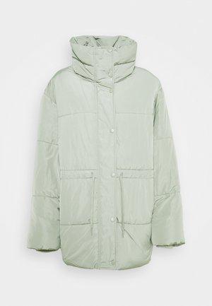 KEA COAT PADDED - Classic coat - grün