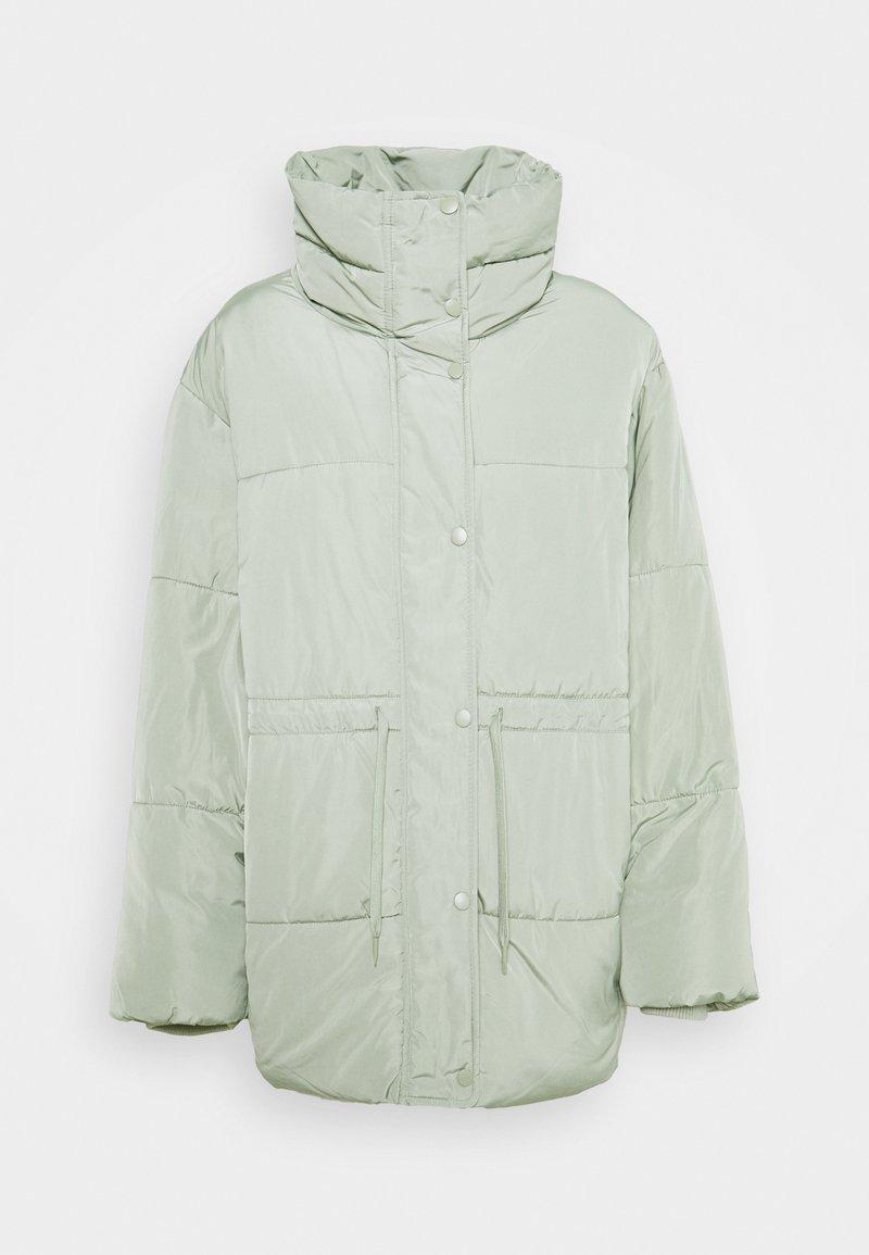 EDITED - KEA COAT PADDED - Classic coat - grün