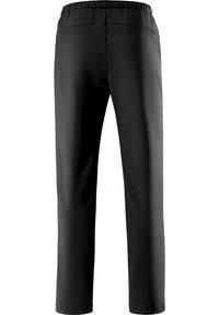 Schneider Sportswear - HORGENM - Tracksuit bottoms - schwarz - 1