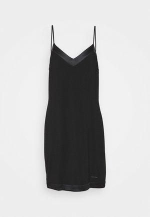CHEMISE - Nattskjorte - black