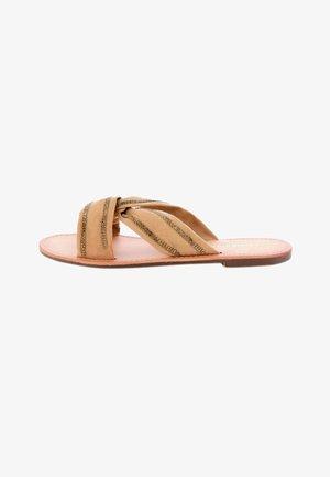 VERRIO  - Pantofle - brown