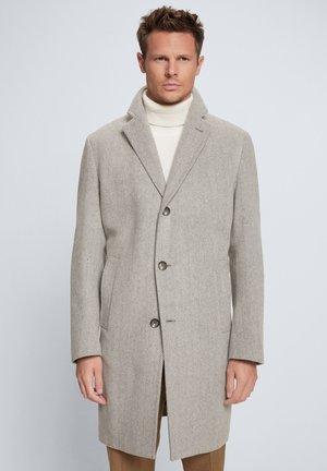 Classic coat - anthrazit gemustert