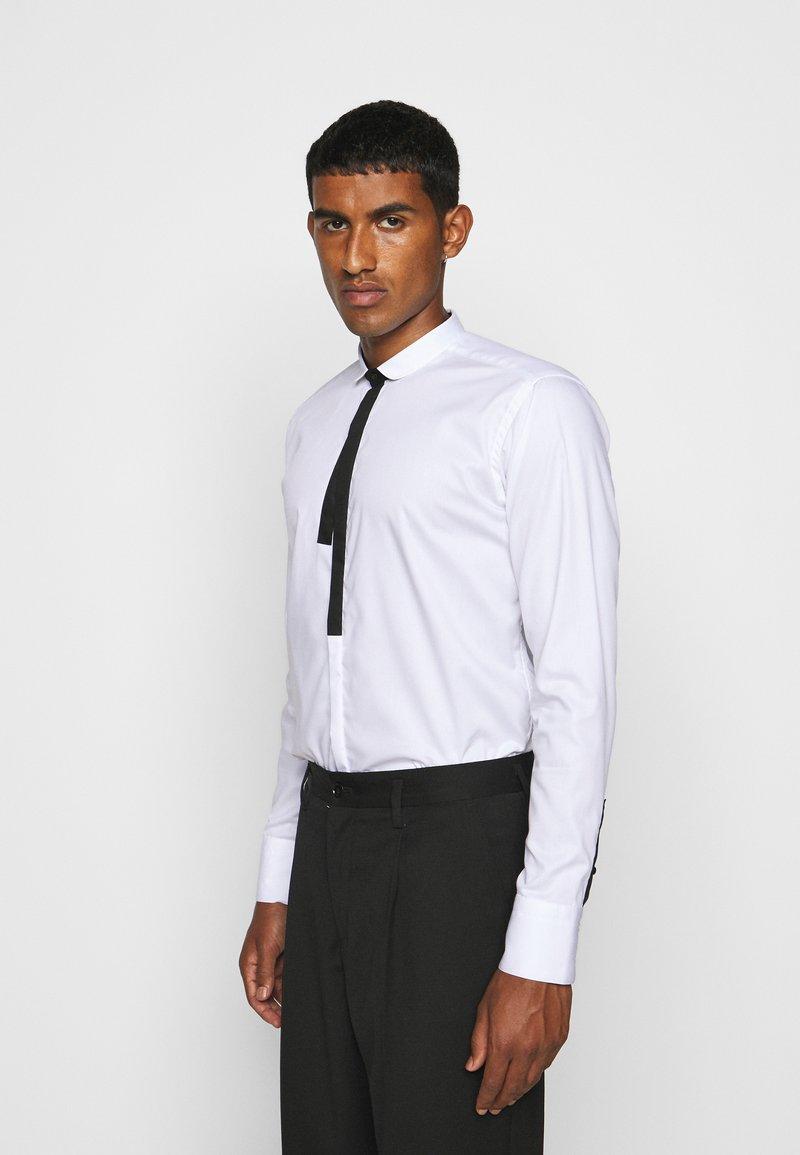 KARL LAGERFELD - CASUAL - Koszula - white