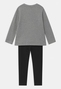OVS - TERRY SET - Sweater - silver - 1