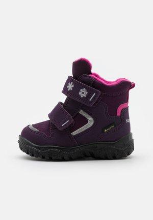 HUSKY - Vinterstøvler - lila/rosa