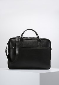 Still Nordic - CLEAN BRIEF ROOM UNISEX - Briefcase - black - 0