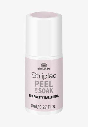 STRIPLAC PEEL OR SOAK UV LAMP - Nail polish - pretty ballerina