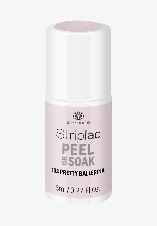 STRIPLAC PEEL OR SOAK UV LAMP - Nail polish - pretty ballerina