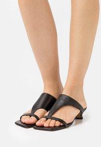By Malene Birger - KATH - T-bar sandals - black - 0