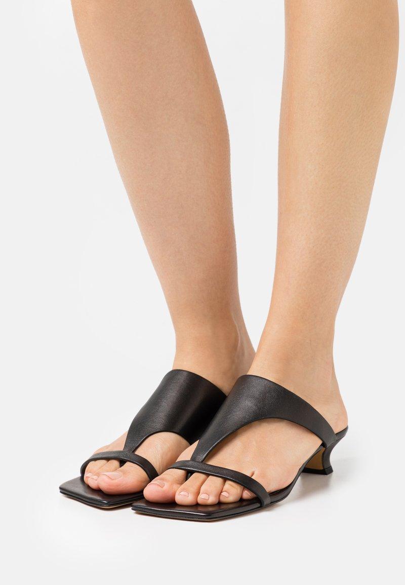 By Malene Birger - KATH - T-bar sandals - black