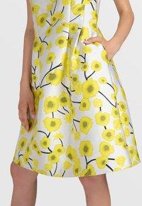 Apart - Robe d'été - cream yellow - 3