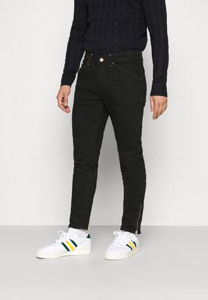 SOLID OSCAR OSLO - Slim fit jeans - black