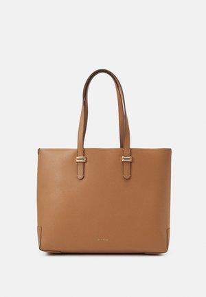 Bolso shopping - camel