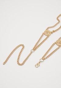 Pieces - PCLIONA WAIST CHAIN BELT KEY - Waist belt - gold-coloured - 3