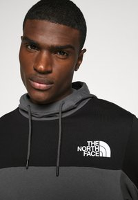 The North Face - HMLYN HOODIE - Mikina s kapucí - vanadis grey/black