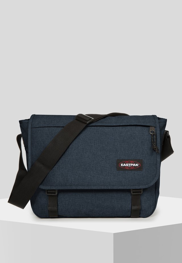 CORE COLORS  - Skuldertasker - dark blue denim