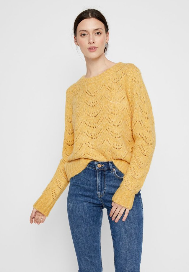 NOOS - Pullover - nugget gold