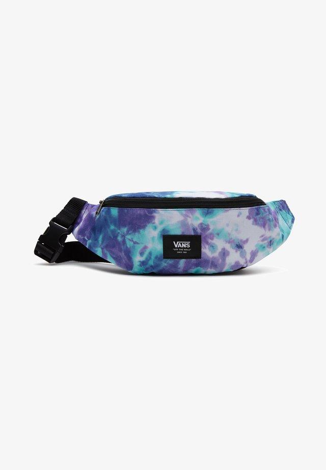 UA MINI WARD CROSS BODY - Heuptas - english lavender tie dye