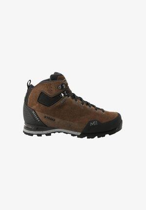 TREK GORETEX  - Chaussures de marche - marron