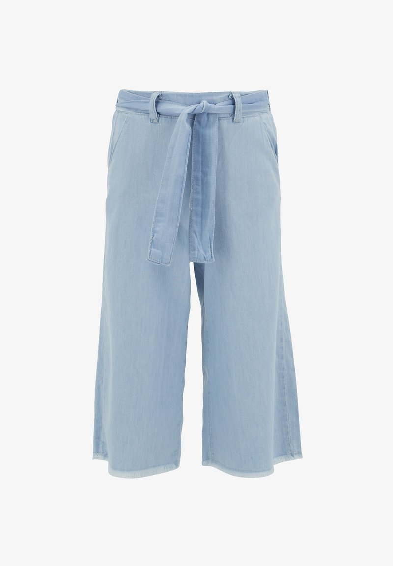 DeFacto - CULOTTE - Relaxed fit jeans - blue