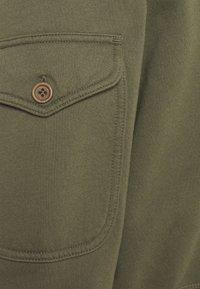 Lee - POCKET SWEATSHIRT - Sweatshirt - olive green - 2