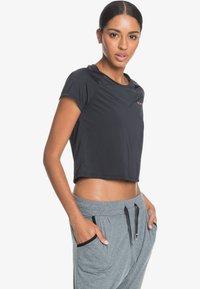 Roxy - Sports shirt - true black - 3