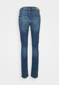edc by Esprit - Skinny džíny - blue denim - 1