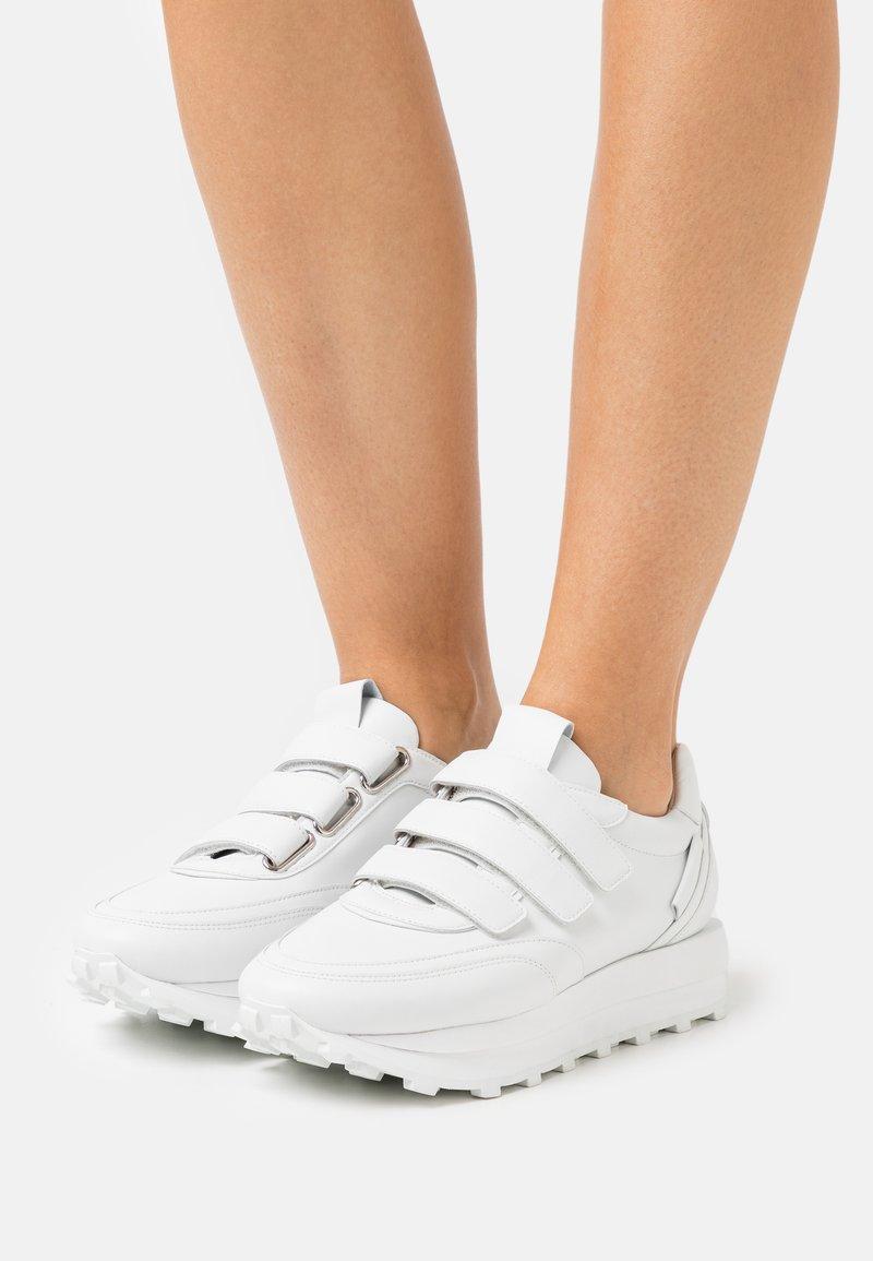 Kennel + Schmenger - HERO - Sneakers laag - bianco