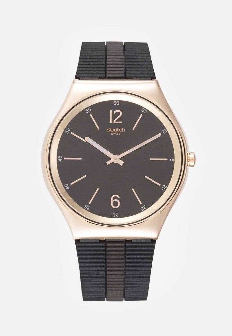 Swatch - BIENNE BY NIGHT - Reloj - brown