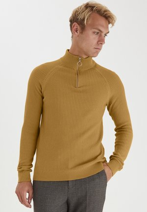 KASPER  - Strickpullover - golden yellow