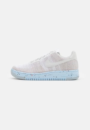 AF1 CRATER - Tenisky - white/chambray blue/volt/photon dust