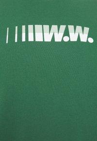 Wood Wood - SAMI - T-shirts print - green - 2