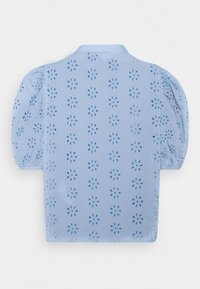 Pieces - PCTILLIE - Button-down blouse - vista blue - 1