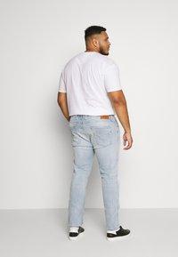 Replay Plus - Jeans Slim Fit - hellblau destroyed - 2