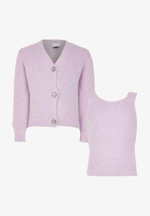 SET - Top - purple