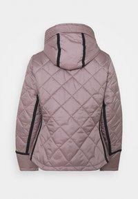 Hunter ORIGINAL - WOMENS REFINED QUILTED JACKET - Light jacket - atlantis - 1