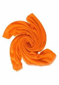 Street One - Scarf - orange - 3