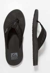 Reef - PHANTOMS - Badsandaler - black