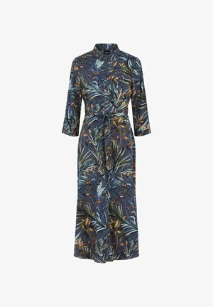 PCROSIA  - Shirt dress - ombre blue