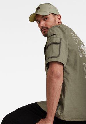 ORIGINALS BASEBALL CAP - Cap - grege green
