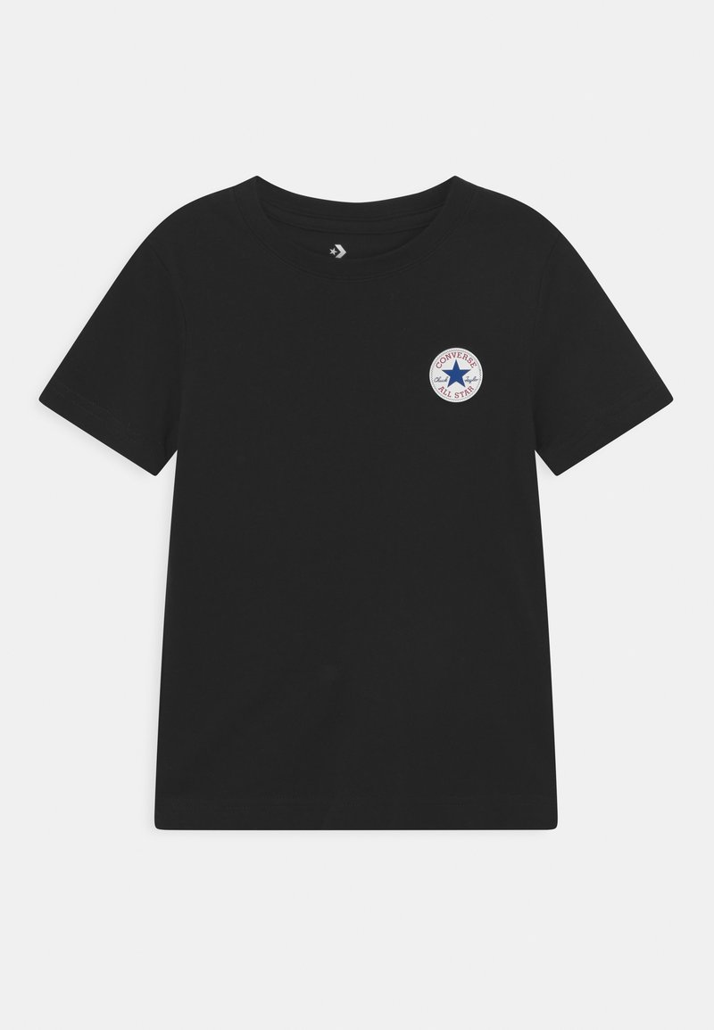 Converse - UNISEX - T-shirt basic - black